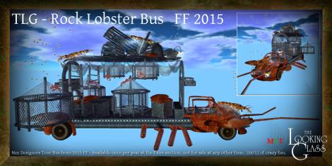 TLG - Rock Lobster Bus FF 2015