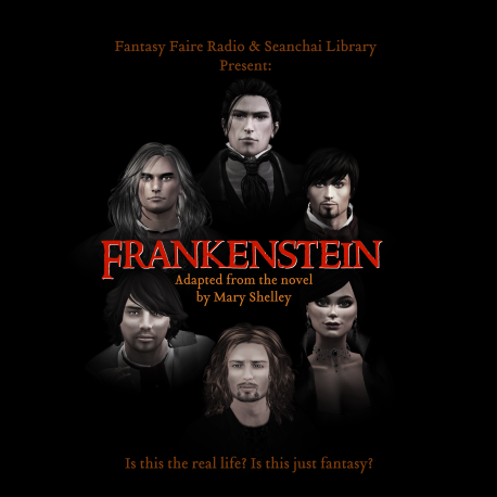 FINAL Stand Alone Frankenstein Album Cover