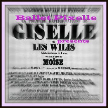Ballet Pixelle presents _Giselle_