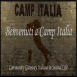 Camp Italia - Fantasy Faire Radio Sponsor.