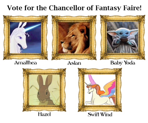 Nominees for the Chancellor of Fantasy Faire