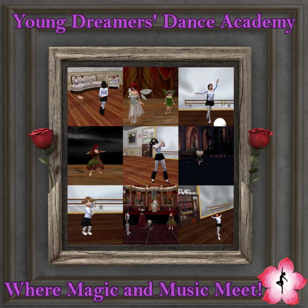 Young Dreamers Advertisement
