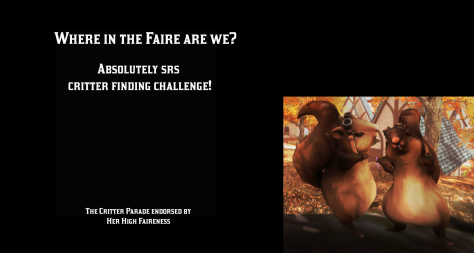 Critter Parade 2020 - Sixth Challenge
