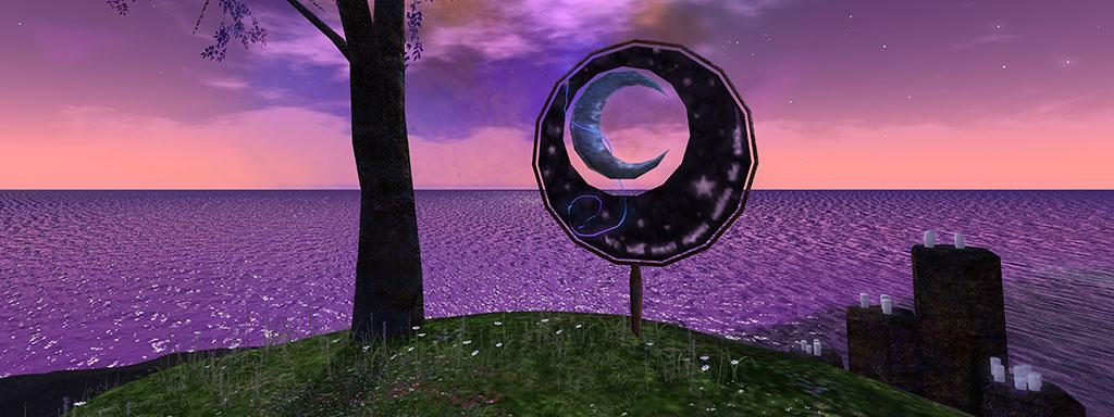 Junction moon banner