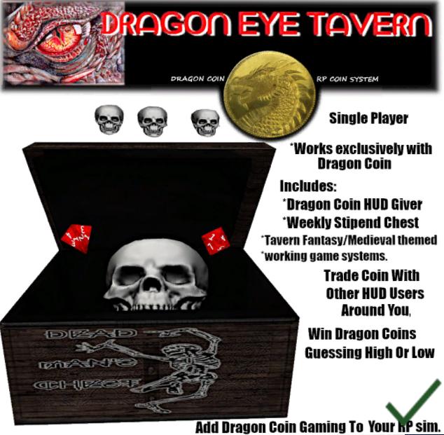Dragon Eye Tavern - Dead Mans Chest