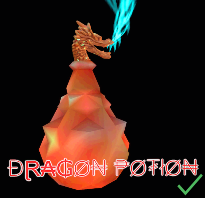 Dragon Eye Tavern - Dragon Potion