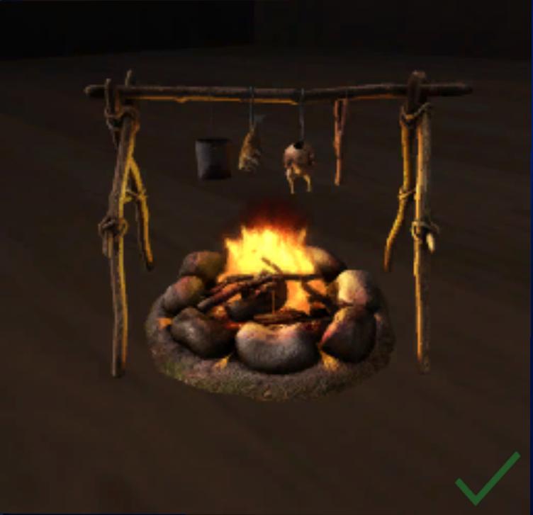 [Tia] Scavengers Campfire