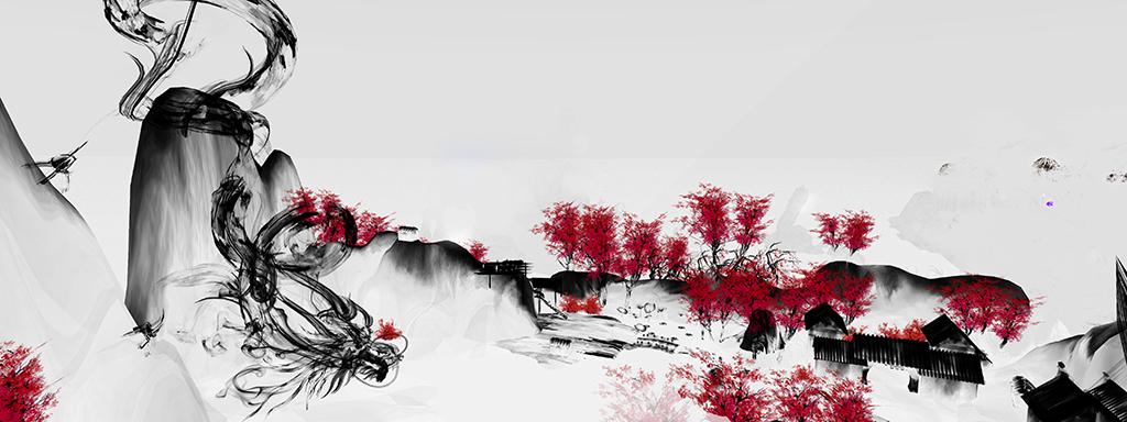 Ling earth dragon banner