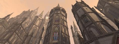 Somnia spires banner