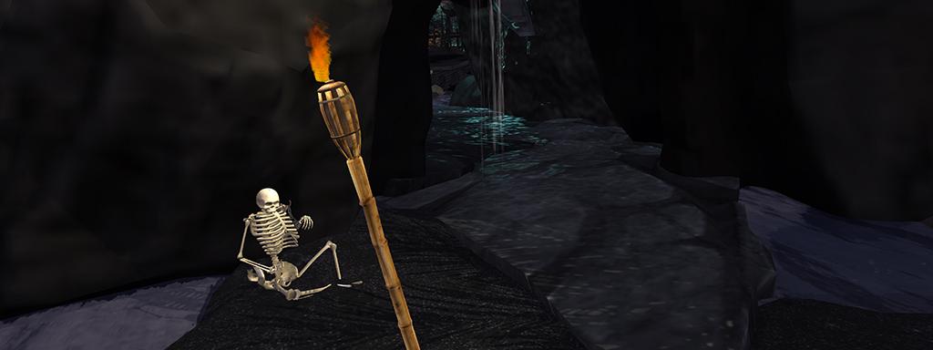 Tempest skeleton