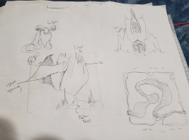 Scrimshaw Warrans _ Messy Sketch